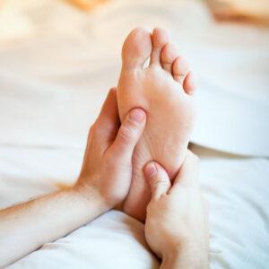 Voet massage - Anja Duyzer | Medisch pedicure